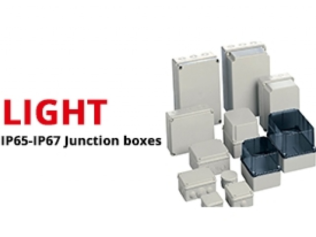 IP65-IP67 Junction Boxes